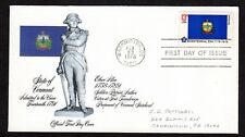 USA  FDC. First Day of issue Cover ..SC # 1646 Fleetwood cache  Lot 170637