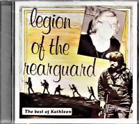 KATHLEEN LARGY - LEGION OF THE REARGUARD  - CD { Flying Column } - Free Post UK