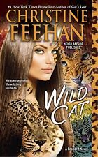 Wild Cat (A Leopard Novel) by Christine Feehan