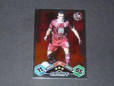 HOFFER 1.FCK KAISERSLAUTERN TOPPS ATTAX PANINI FOOTBALL BUNDESLIGA 2010-2011