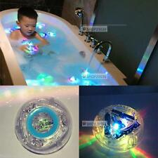 Baño de luz LED impermeable niño colorchanging juguetes juguete diversion la O2