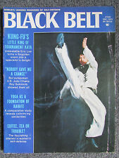 Black Belt Magazine- December 1973 Back Issue