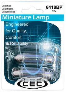 License Plate Light  CEC Industries  6418BP