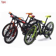 1:10 Scale Racing Toys Mini Fashion Alloy Simulation Bicycle Model Mountain Bike