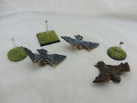 Warhammer  Vampire Counts  Fell Bats giant metal army lot