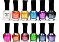 Kleancolor Nail Lacquer Polish Metallics 10 Colors Choose Your Color