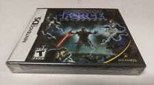 Star Wars: The Force Unleashed (Nintendo DS, 2008) NEW