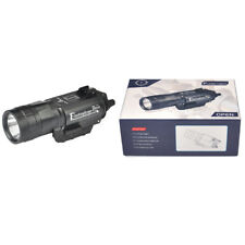 Tactical Rifle Flashlight 200 Lumen LED Light for Gun Pistol with Picatinny Rail