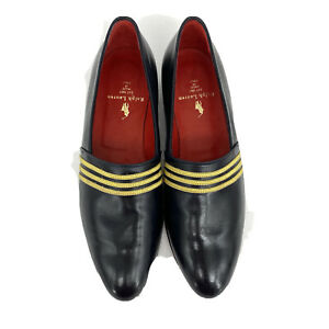 Vintage RARE Ralph Lauren Leather Loafers Shoes Size 7AA Equestrian