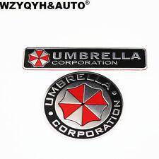 Pegatinas alumnio, Umbrella Corporation, Resident Evil   - ENVIO GRATIS a ESPAÑA