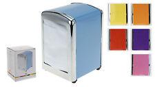 Retro Style Napkin Dispenser - Diner Napkin Holder Paper Towel Kitchen Napkins