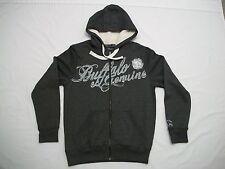Buffalo David Bitton Men's Hooded Zip Up Sweatshirt -Size S/P (retail $99)