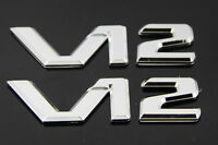 2PCs V12 badges