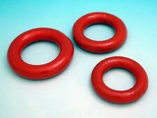 PVC donut ring 48mm heavy weight for lab waterbath flask bottle stabilize New