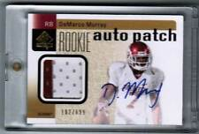 2011 SP Authentic DeMARCO MURRAY Auto Patch (Rookie) /699 Sooners 2 CLR