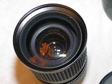 MINOLTA MOUNT ALBINAR 28-80mm F3.5-4.5 MACRO ZOOM LENS for 35mm slr camera