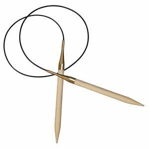 Knit Pro Rundstricknadel Stricknadel basix Birkenholz alle Größen und Längen