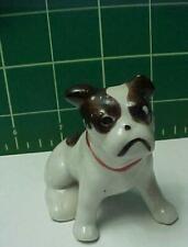 Vintage Ceramic Mean or Sad looking Bull Dog