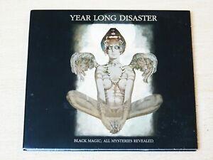 Year Long Disaster/Black Magic All Mysteries Revealed/2010 CD Album