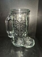 Vintage Mexico Cowboy Boot Shaped Mug/Glass VBR4E