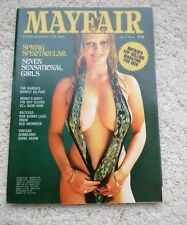 April Mayfair Magazines