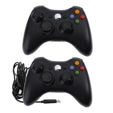 Doble Vibración Pad de Juego Controlador de Juego Joystick Para Xbox 360 Xbox 360 Slim L&6