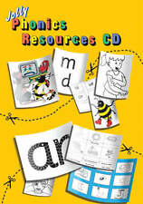Jolly Phonics Resource: Resources CD, Lloyd, Sue, Wernham, Sara, New
