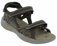 Hi-tec Sandals V-Lite Walk Lite Manhattan Womens Beach Holiday Triple Strap Open