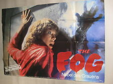 THE FOG - NEBEL DES GRAUENS - A0 Poster Plakat - John Carpenter Jamie Lee Curtis