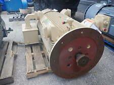 400 Hp Siemens Ac Electric Motor, 3600 Rpm, 5011Sd Frame, Tefc, 4000 V, Eok