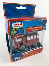 Thomas & Friends Wooden Railway Train Tank Engine Battery Powered Bertie New