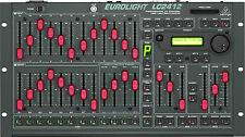 New Behringer Eurolight LC2412 Light Board Buy it Now! Make Offer Auth Dealer!
