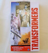 """Transformers 12"""" articolato Silver Knight OPTIMUS PRIME poseable Figura"""