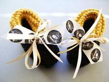 - HOCKEY FANS!!! Pittsburgh PENQUINS Baby Booties