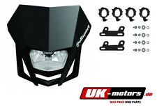 univ. headlight mask LMX black
