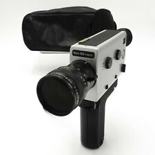 Braun Nizo 156 Macro Super 8 Cine Film Movie Camera - Spares, Repairs #S8-2106