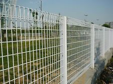 Special ! Rolled top galvanized Steel Mesh Fence Panel 0.9M*2.4M --$45.00/each