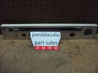 Hitachi SR-2000 Receiver Faceplate Rated 8 out of 10 Parting Out Entire SR-2000.