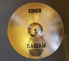 Platillo Crash Sabian B8 18