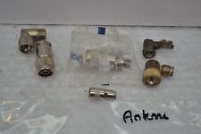 diverse Stecker Antennenstecker  RTK  RKL  FuG  Polizei