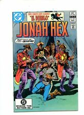 Jonah Hex #60 (1982) High Grade NM- 9.2