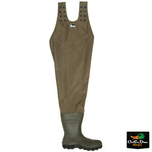 NEW BANDED GEAR REDZONE RZ-X 1.5  BREATHABLE INSULATED HIP WADERS
