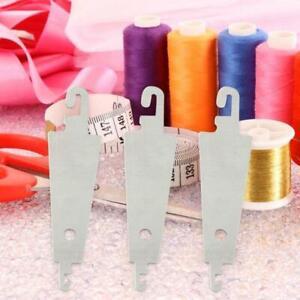 1/30pcs Cross-Stitch Threading Hooks Needles Threader Stitch Crafts Accessories