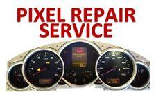 PORSCHE CAYENNE INSTRUMENT CLUSTER LCD DISPLAY PIXEL REPAIR SERVICE