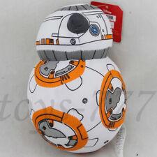 "Star Wars BB8 Robot Character 7"" Stuffed Animal Cartoon Plush Toy Game Doll"