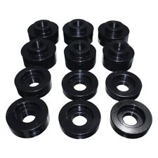 """For Ford F-250 Super Duty 08-16 0"""" Front & Rear Body Mount Bushing Set"""