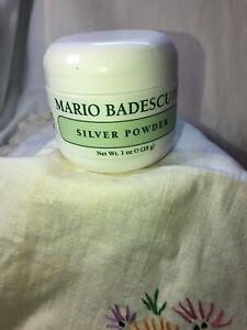 Mario Badescu Silver Powder 1oz/28g Full Size -  NEW