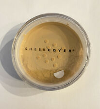 Sheer Cover Mineral Foundation Tan 4 g .14 oz Full Size Sealed