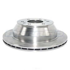 Disc Brake Rotor Rear Pronto BR55073