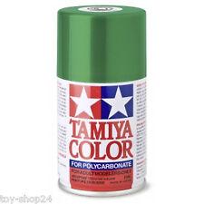 TAMIYA # 300086017 PS-17 100 ml Métallique Vert En polycarbonate